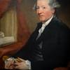 Joshua Reynolds by Gilbert Stuart