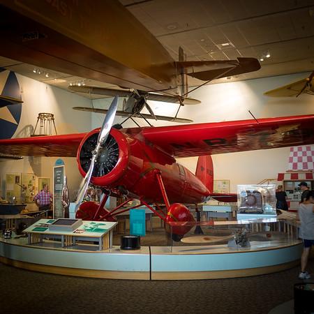 One of Amelia's Planes
