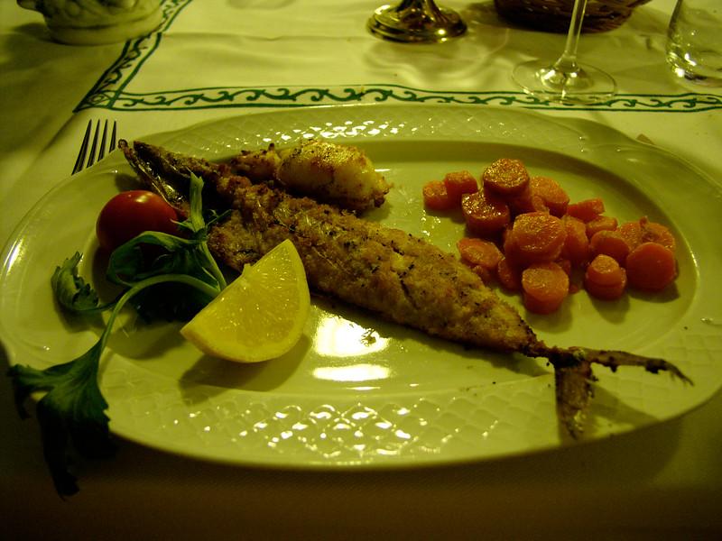 Zweiter Sommerurlaub (1 Woche) Italien Grado und Gabbice Mare September 2005  Hotel Posillipo