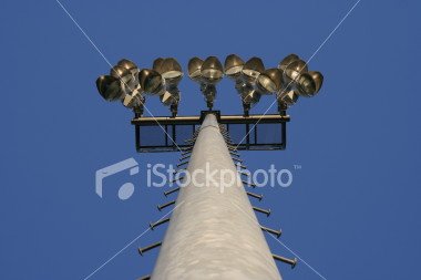 "<a href=""http://www.istockphoto.com/file_closeup/object/2387446.php?id=2387446&refnum=jwilkinson"" target=""istock"">Stadium Lighting</a><br>stadium-style lights, taken at sports fields at a park, looking up, clear bold blue sky background, daytime so the lights are off.<br><br>See also: <br><a href=http://www.istockphoto.com/file_closeup.php?id=621798><img border=0 src='http://www.istockphoto.com/file_thumbview_approve.php?size=1&id=621798'></a> <a href=http://www.istockphoto.com/file_closeup.php?id=621833><img border=0 src='http://www.istockphoto.com/file_thumbview_approve.php?size=1&id=621833'></a> <a href=http://www.istockphoto.com/file_closeup.php?id=621850><img border=0 src='http://www.istockphoto.com/file_thumbview_approve.php?size=1&id=621850'></a> <a href=http://www.istockphoto.com/file_closeup.php?id=621876><img border=0 src='http://www.istockphoto.com/file_thumbview_approve.php?size=1&id=621876'></a> <br>"