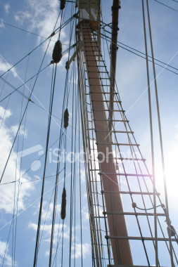 """<a href=""""http://www.istockphoto.com/file_closeup/object/1930611.php?id=1930611&refnum=jwilkinson"""" target=""""istock"""">Mast on tall clipper ship</a><br>looking up the rope ladder heading up the mast of the Clipper City, a sailing tall ship (clipper ship) which docks in the Baltimore inner harbor.<br><br>some suggested themes: climbing the ladder of success, the *long* climb to success, etc<br><br>See also: <br><a href=http://www.istockphoto.com/file_closeup.php?id=31801><img border=0 src='http://www.istockphoto.com/file_thumbview_approve.php?size=1&id=31801'></a> <a href=http://www.istockphoto.com/file_closeup.php?id=31803><img border=0 src='http://www.istockphoto.com/file_thumbview_approve.php?size=1&id=31803'></a> <a href=http://www.istockphoto.com/file_closeup.php?id=1796376><img border=0 src='http://www.istockphoto.com/file_thumbview_approve.php?size=1&id=1796376'></a> <a href=http://www.istockphoto.com/file_closeup.php?id=1796930><img border=0 src='http://www.istockphoto.com/file_thumbview_approve.php?size=1&id=1796930'></a> <a href=http://www.istockphoto.com/file_closeup.php?id=1844977><img border=0 src='http://www.istockphoto.com/file_thumbview_approve.php?size=1&id=1844977'></a> <br>"""