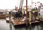 """<a href=""""http://www.istockphoto.com/file_closeup/object/39218.php?id=39218&refnum=jwilkinson"""" target=""""istock"""">Dredge Crane (3)</a><br>dredge crane on a barge, taken in marina off the Chesapeake Bay, Md.  <br>Please drop me a note if/where you use it.<br>"""