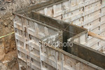 "<a href=""http://www.istockphoto.com/file_closeup/object/1974596.php?id=1974596&refnum=jwilkinson"" target=""istock"">Wall forms / molds for concrete</a><br>steel forms set up making a mold, ready for concrete to be poured for the walls of a basement room, seen in the dirt excavation hole.<br><br>One of a series, following this construction project.<br><br>See also: <br><a href=http://www.istockphoto.com/file_closeup.php?id=1930705><img border=0 src='http://www.istockphoto.com/file_thumbview_approve.php?size=1&id=1930705'></a> <a href=http://www.istockphoto.com/file_closeup.php?id=1930738><img border=0 src='http://www.istockphoto.com/file_thumbview_approve.php?size=1&id=1930738'></a> <a href=http://www.istockphoto.com/file_closeup.php?id=1930752><img border=0 src='http://www.istockphoto.com/file_thumbview_approve.php?size=1&id=1930752'></a> <a href=http://www.istockphoto.com/file_closeup.php?id=1930772><img border=0 src='http://www.istockphoto.com/file_thumbview_approve.php?size=1&id=1930772'></a>  <a href=http://www.istockphoto.com/file_closeup.php?id=1974630><img border=0 src='http://www.istockphoto.com/file_thumbview_approve.php?size=1&id=1974630'></a> <br>"