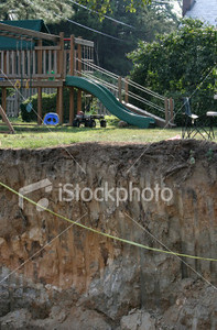 "<a href=""http://www.istockphoto.com/file_closeup/object/1930738.php?id=1930738&refnum=jwilkinson"" target=""istock"">In or out of the Hole</a><br>looking up out of a large construction hole for a basement addition next to a green yard and home playset / swingset.<br><br>strong & abrupt visual fall-off from the nice family playset and green yard into the rough deep hole. <br><br>Themes can include: home improvement excavation, construction safety, safety at home, child safety, etc.<br><br>Or deeper themes such as how easy it is to go from a typical life(style) into various kinds of personal calamities (homelessness, financial debt, emotional problems, mental health problems...)<br><br>Themes could include: family financial debt, bankrupcy, emotional depression, down, in a hole, in a real mess, trapped, stuck, overwhelmed with problems, on the edge of ruin, etc.<br><br>One of a series, following this construction project.<br><br>See also: <br><a href=http://www.istockphoto.com/file_closeup.php?id=1930705><img border=0 src='http://www.istockphoto.com/file_thumbview_approve.php?size=1&id=1930705'></a>  <a href=http://www.istockphoto.com/file_closeup.php?id=1930752><img border=0 src='http://www.istockphoto.com/file_thumbview_approve.php?size=1&id=1930752'></a> <a href=http://www.istockphoto.com/file_closeup.php?id=1930772><img border=0 src='http://www.istockphoto.com/file_thumbview_approve.php?size=1&id=1930772'></a> <a href=http://www.istockphoto.com/file_closeup.php?id=1974596><img border=0 src='http://www.istockphoto.com/file_thumbview_approve.php?size=1&id=1974596'></a> <a href=http://www.istockphoto.com/file_closeup.php?id=1974630><img border=0 src='http://www.istockphoto.com/file_thumbview_approve.php?size=1&id=1974630'></a> <br>"