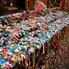 Gum Wall 3, Post Alley, Seattle, WA
