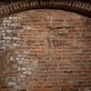 Arch & Brick Wall