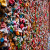 Gum Wall 2, Post Alley, Seattle, WA