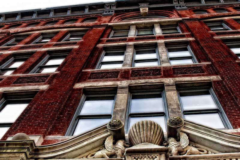 Building, Pioneer Square, Seattle, Washington State