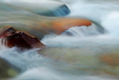 Cascading stream, Colorado