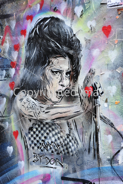 Amy Winehouse by Don