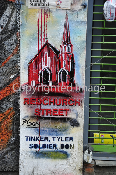 Redchurch Street by Don