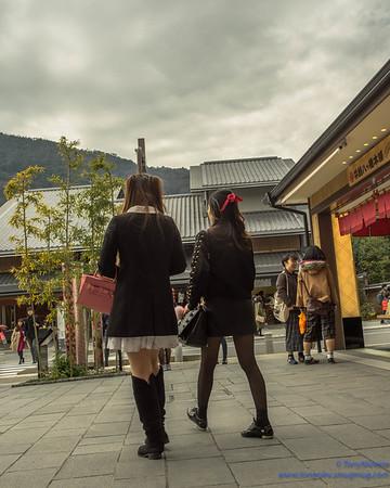Street Photography, Japan