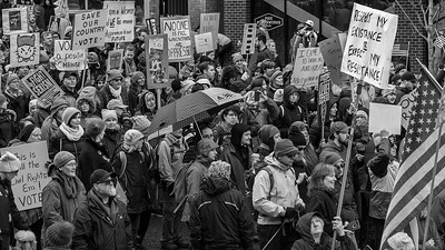 Women's March 2.0 - Seattle