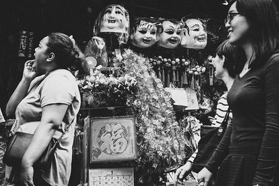 Chinatown Masks