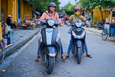 Hoi An Intersection