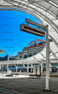 Union Station, downtown Denver