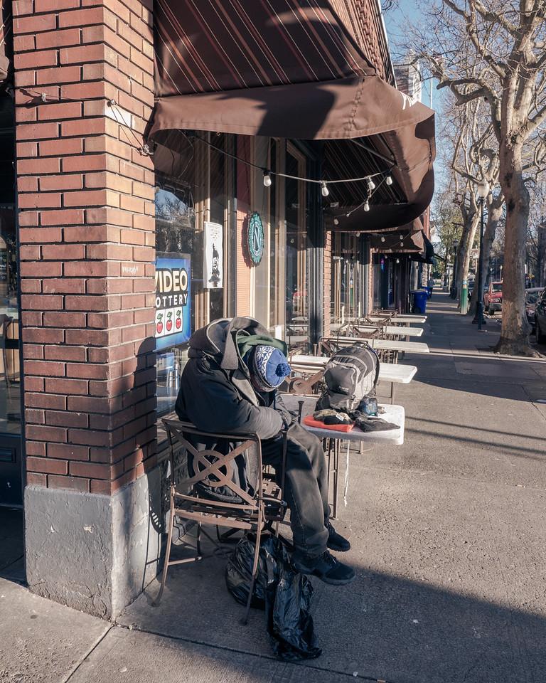Portland, OR - Winter, 2016