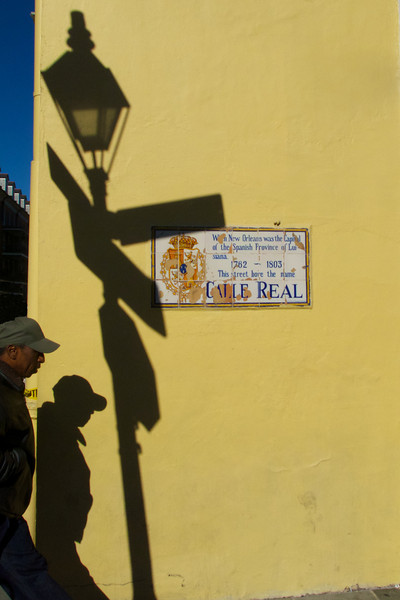 Calle Real in Winter