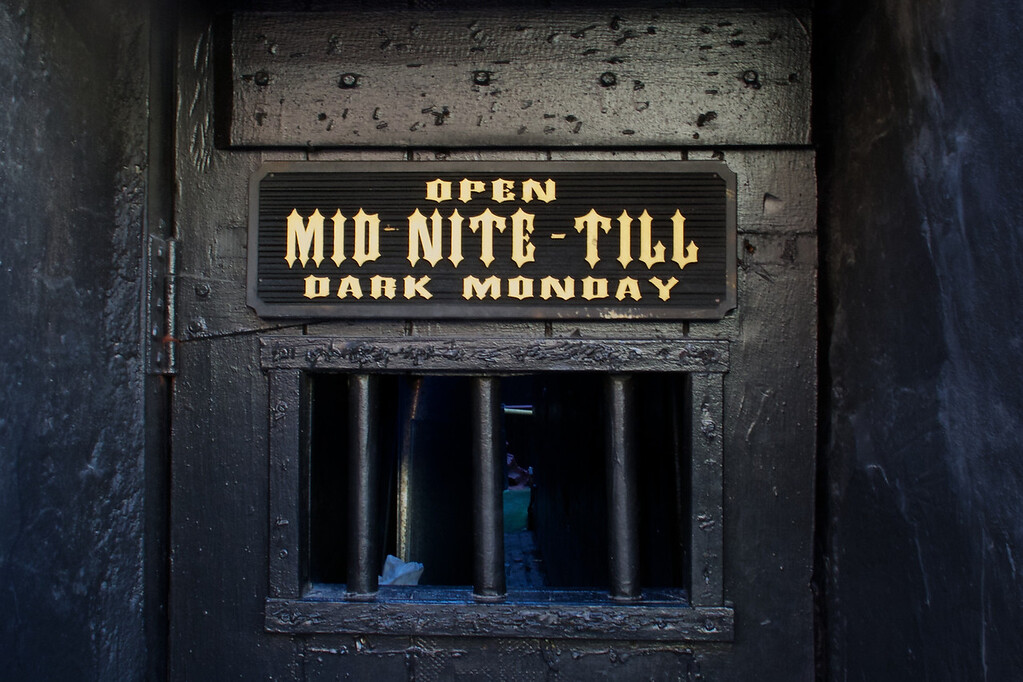 Dark Monday