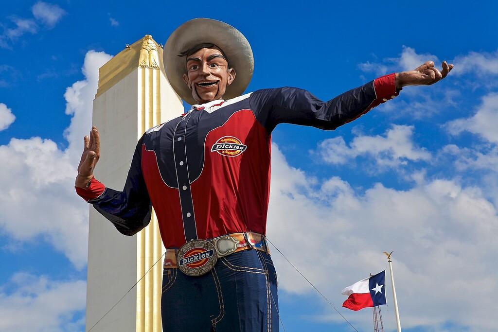 Big Tex RIP