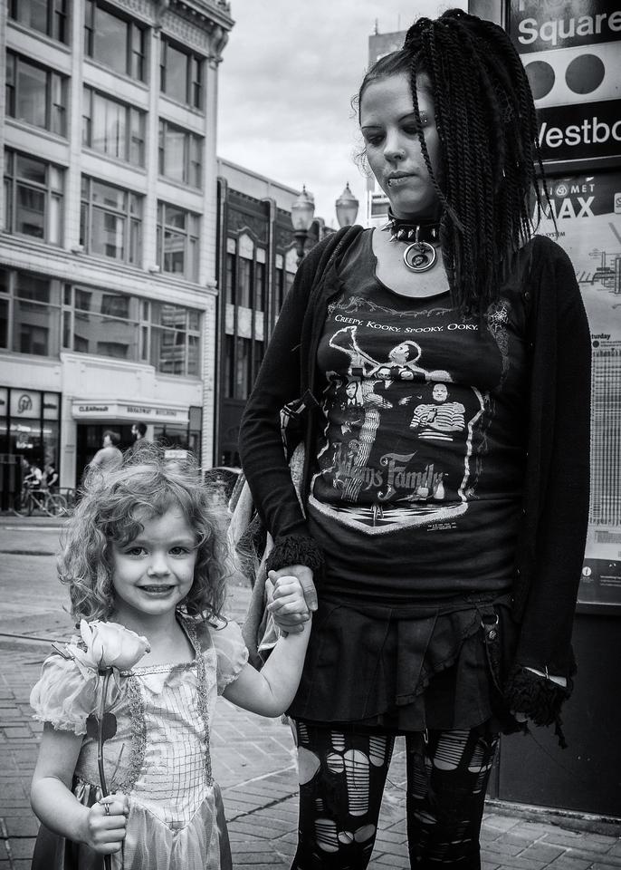 Portland, OR - Fall, 2015