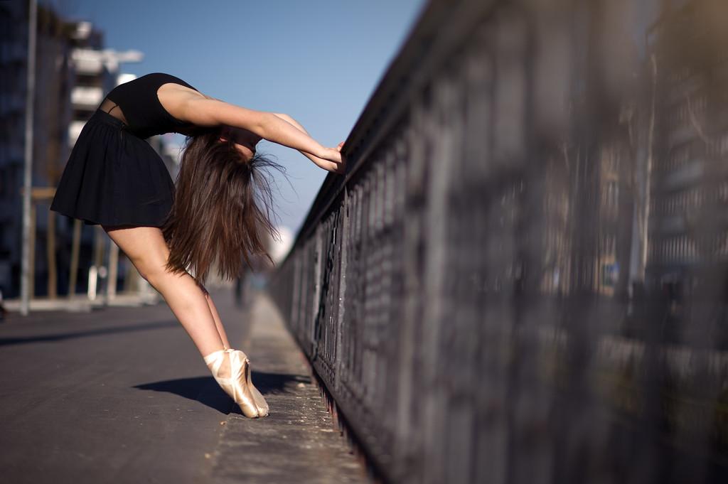 Dancer : Lara<br /> Spot: Biel