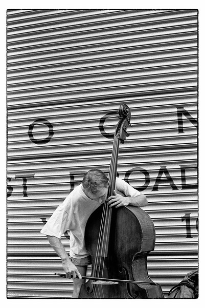 Man with a Violoncello