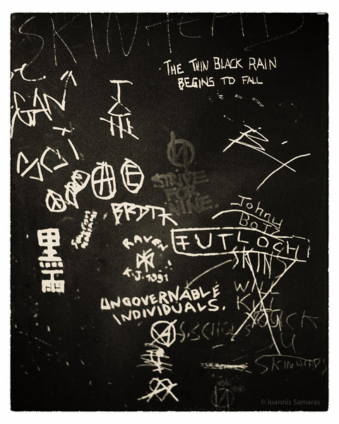 Thin Black Rain