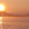 Beresford Creek Foggy Sunrise