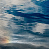 Eagle Lake Reflection Abstract
