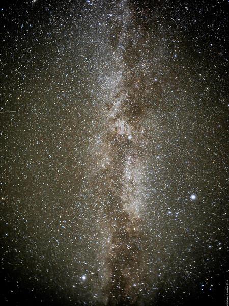 Milky Way, Isle of Skye