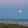 Isle of Palms Moonrise