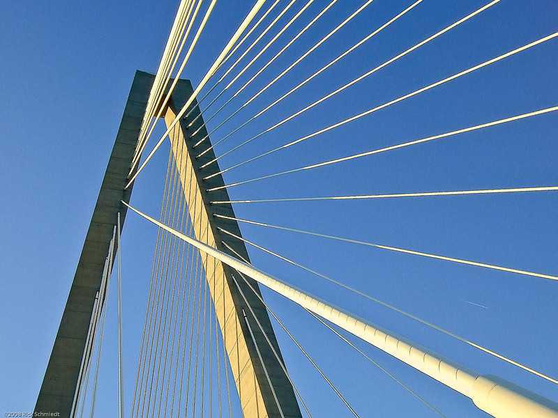 Ravenel Bridge Shadow