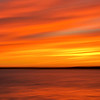 Narragansett Sunset Blur