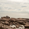 Schoodic Rocks and Horizon