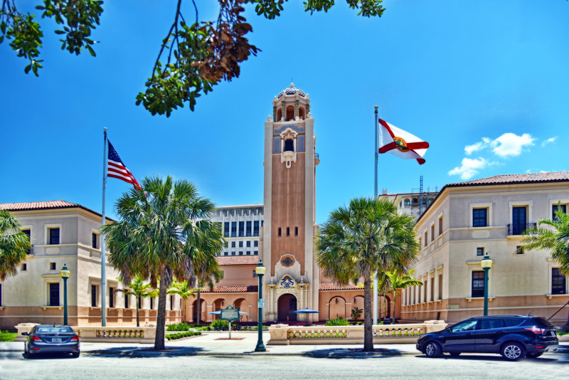 Sarasota Courthouse