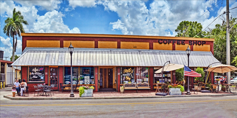 Fort Thompson Shops