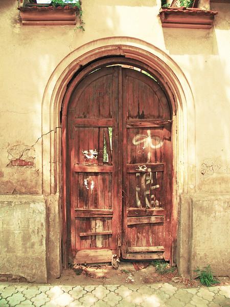 Behind Closed Doors<br /> Bucharest, Romania