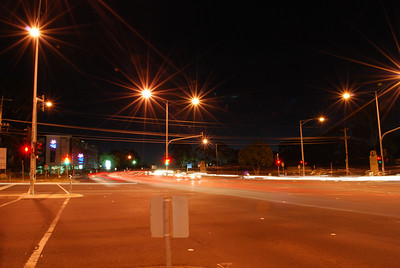 Stud Rd Knox Intersection