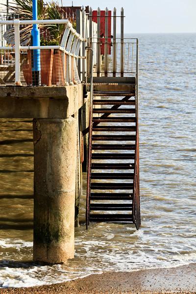 Clacton Pier - Feb 2010