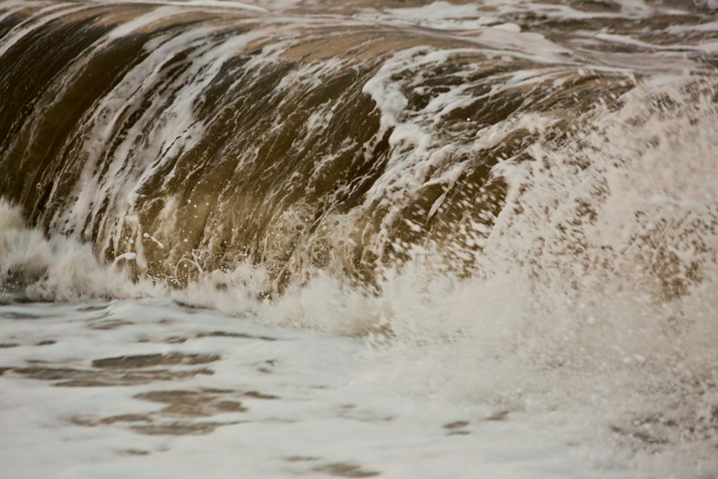 Waves at Salthouse (Norfolk Coast)