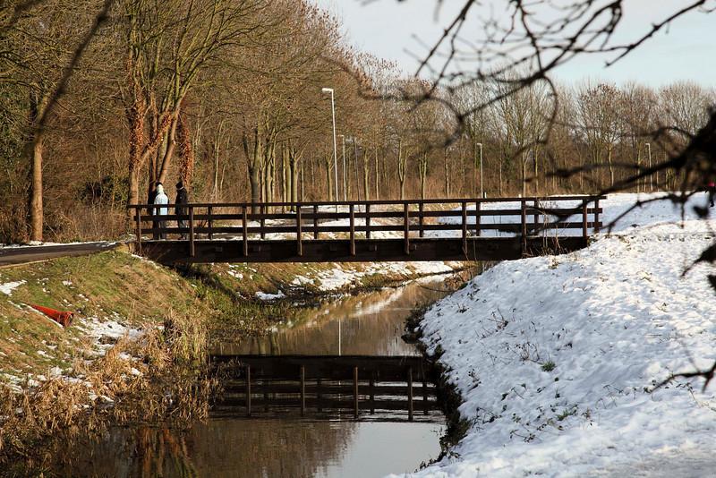 Werrington Park Bridge