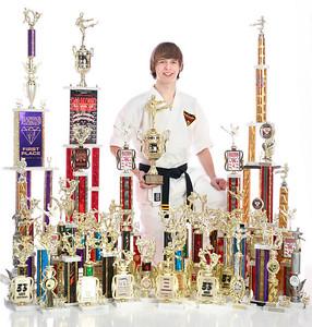 Karate Trophies (Sam)