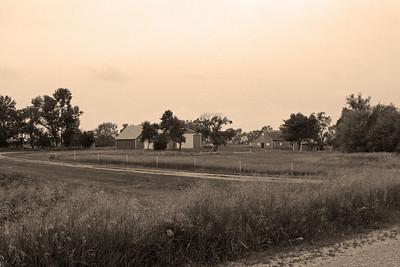 Paternal homestead - near Barry MN.