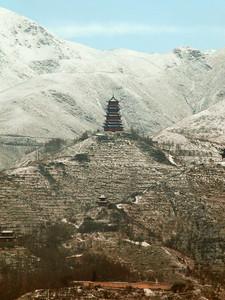 Beijishan,Huangyuan, Qinghai