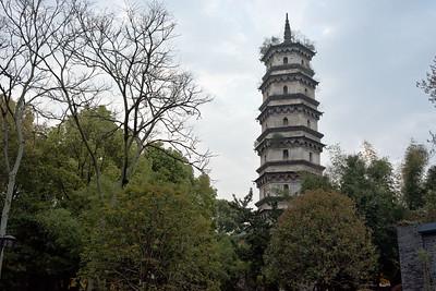 Jiujiang, 能仁禅寺大胜塔