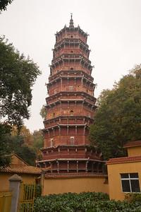 Hongshan Pagoda, Wuhan