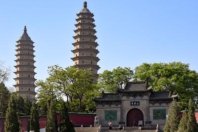 Taiyuan, Shanxi Province 永祚寺 Yongzhu Temple