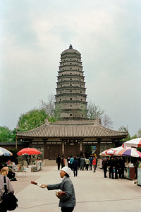 Famen Temple, Shaanxi