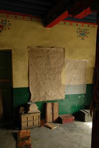 Designs for Ramoche Temple, Ancient Fine Art General Restoration Company, Lhasa, Tibet
